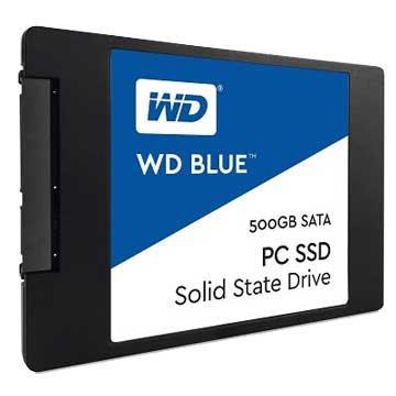 500G SATA3 SSD(藍標)