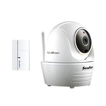 SecuFIRST  WP-G02S 旋轉攝影機超值包