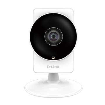 D-LINK  DCS-8200LH HD超廣角AC無線網路攝影