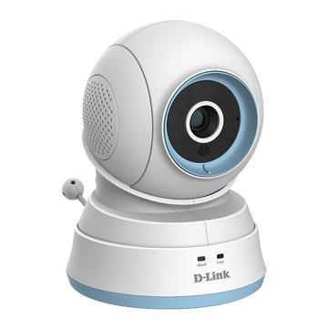 DCS-850L旋轉式寶寶專用無線網路攝影機
