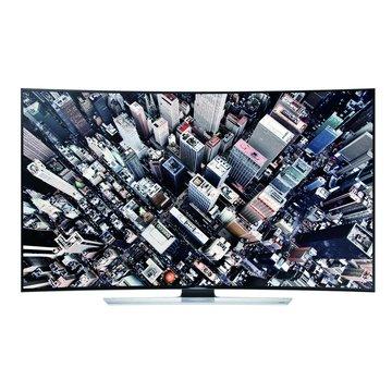 """55"""" UA55HU9000WXZW 4K-UHD 曲面液晶電視(福利品出清)"""