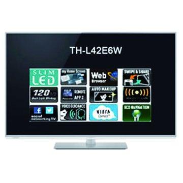 """42"""" TH-L42E6W LED 液晶電視(福利品出清)"""