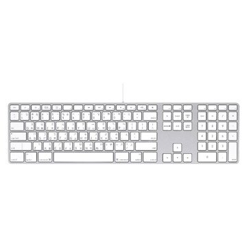 鍵盤含數字鍵盤(MB110TA/B)