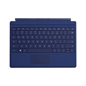 微軟Surface 3 鍵盤青藍-DEMO