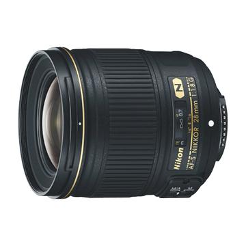 AF-S NIKKOR 28mm f/1.8G 定焦鏡