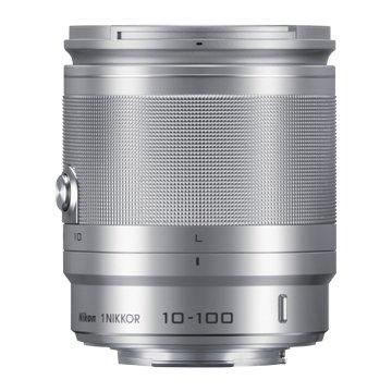 1 NIKKOR LENS VR 10-100MM/4-5.6 銀 鏡頭
