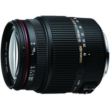 18-200/F3.5-6.3 DC(Canon)