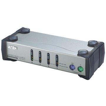 CS84A PS/2 KVM多電腦切換器