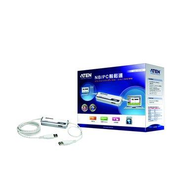 CS168 NB/PC輕鬆連USB KVM