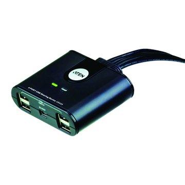 ATEN 宏正 US424 4埠USB周邊分享切換器