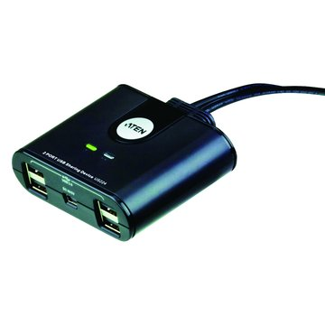 ATEN 宏正 US224 2埠USB周邊分享切換器