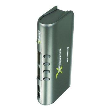 GCS1734 4埠(USB+PS/2)KVM Switch