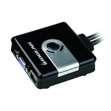 GCS42UW6 2埠輕巧型USB/VGA KVM