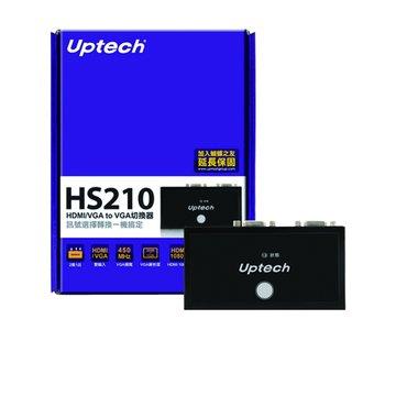 HS210 HDMI/VGA to VGA切換器