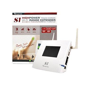 UPMOST 登昌恆 S1 Plus 高功率觸控式 無線訊號延伸器