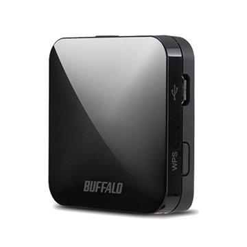 Buffalo 巴比祿 WMR-433迷你旅用AC無線路由器