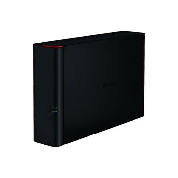 LS410D0301 1Bay網路儲存伺服器3TB