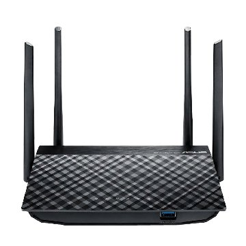 ASUS 華碩 RT-AC1300G/PLUS AC雙頻無線分享器