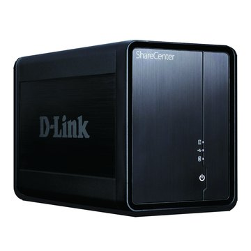 DNS-325 網路儲存伺服器