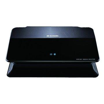 DIR-657 4埠giga無線寬頻分享器300M