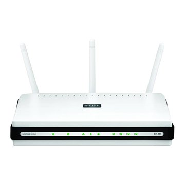 DIR-655 4埠giga無線寬頻分享器300M