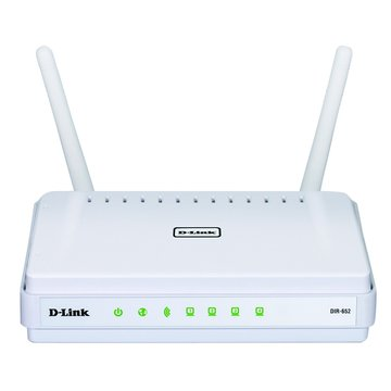 DIR-652 4埠giga無線寬頻分享器300M
