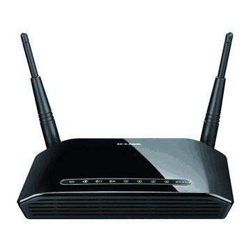 DIR-815 4埠雙頻無線分享器300M