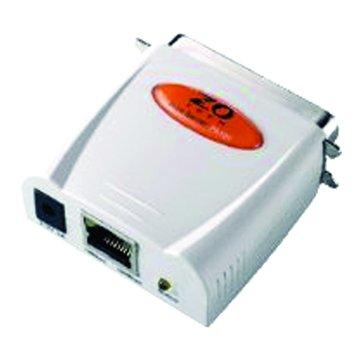 PA101 1埠印表機伺服器
