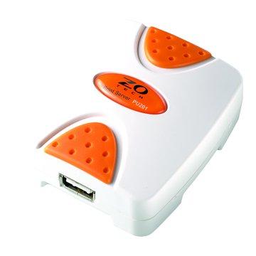 PU201 1埠USB2.0印表伺服器