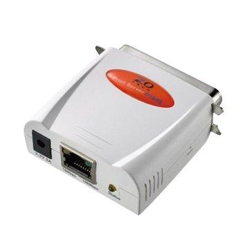 P101S 1埠印表機伺服器