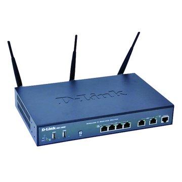 DSR-1000N整合型雙頻無線寬頻路由器