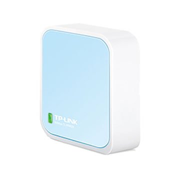 TP-LINK  TL-WR802N迷你無線分享器300M