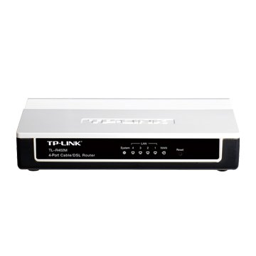 TP-LINK  TL-R402M 4埠寬頻分享器