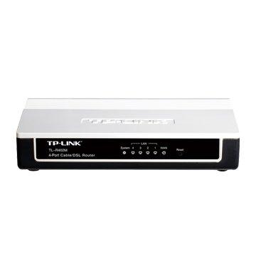 TL-R402M 4埠寬頻分享器