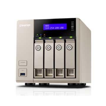 TVS-463-4G 網路儲存伺服器