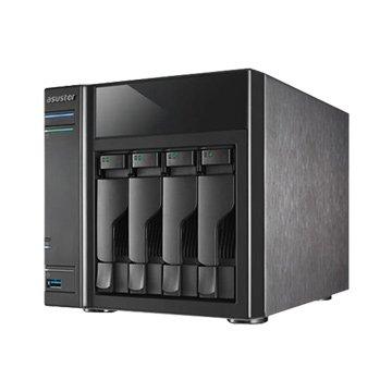 ASUSTOR華芸 AS-204T 4Bay網路儲存伺服器