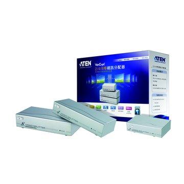 ATEN 宏正 VS92A 2埠VGA分享器鐵製