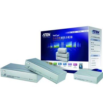 VS94A 4埠視訊分配器