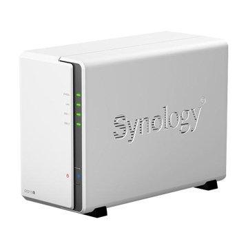 DS215j 2Bay網路儲存伺服器