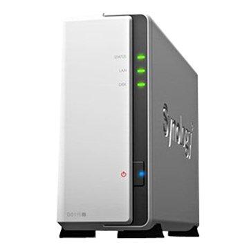 Synology 群暉 DS115j 1Bay網路儲存伺服器