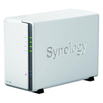 DS213j 2Bay網路儲存伺服器