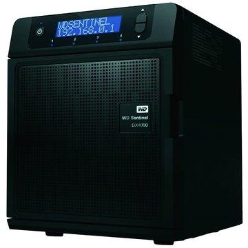 Sentinel DX4000 4TB 網路儲存伺服器