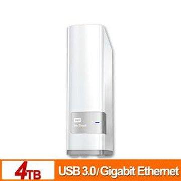 WD 威騰 My Cloud 4TB雲端儲存系統