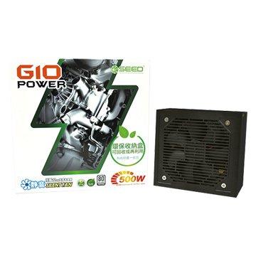 G10 500W/80+白牌 電源供應器