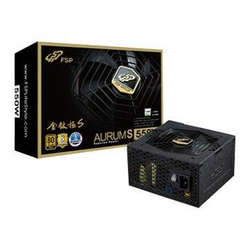 全漢 金鈦極S 550W 80+ 金牌 電源供應器