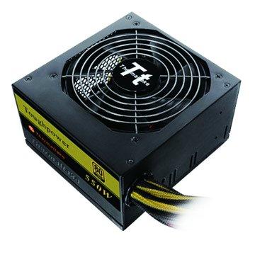 Thermaltake 曜越 Toughpower-550W/80+金牌 電源供應器