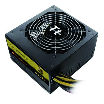 Thermaltake 曜越 Toughpower-650W/80+金牌 電源供應器