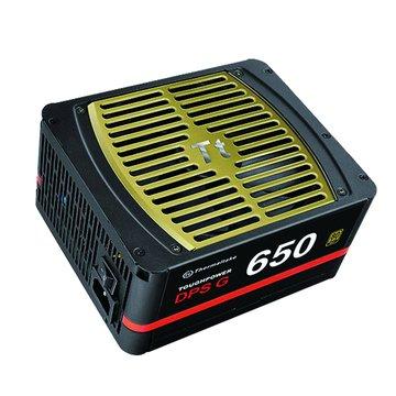 Thermaltake 曜越 SMART DPS G 650W金牌雲端智慧