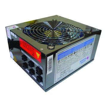 鉑550W 80+ 銅牌 電源供應器