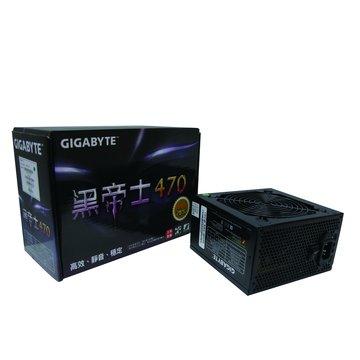 黑帝士470W 12CM電源供應器